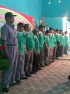 Pelantikan Pengurus RAPI Kecamatan Piyungan