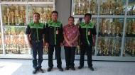 Bankom Dalam Rangka Lomba Sekolah Sehat Nasional