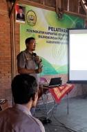 Pelatihan bagi Pengwil dan Penglok se-Kabupaten Bantul