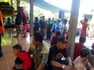 Lokasi acara kirap Sunan Geseng Jolosutro Piyungan